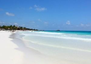 Tulum-spiaggia