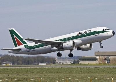 Alitalia un volo lungo 70 anni marco polo news for Cambio orario volo da parte della compagnia