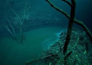 cenote-notte