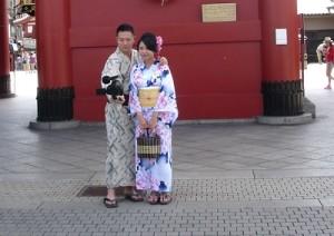 selfie-kimono