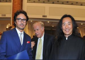 Tiziano Panconi-Lin Yan-Claudio Angelini-marcopolonews