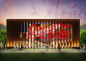Padiglione Coca-Cola-marcopolonews