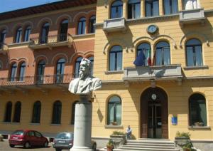 Esterno della Scuola Enologica di Conegliano GB Cerletti-2
