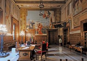 Ministero Giustizia Palazzo Piacentini Studio del Ministro