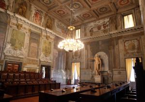 Palazzo Spada Sala Pompeo