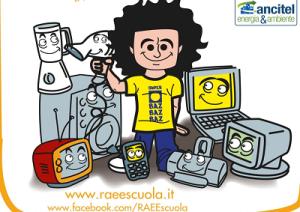 RAEE-scuola-roma1-marcopolonews