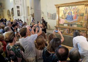 Madonna della Cintola_Montefalco_inaugurazione