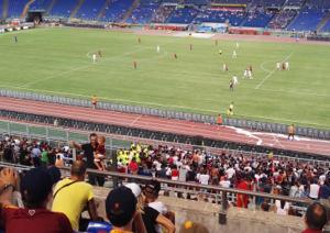 Roma-SanLorenzo-partita1-marcopolonews