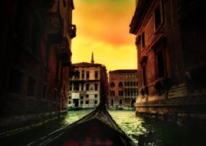 Venezia-tramonto-canali-marcopolonews